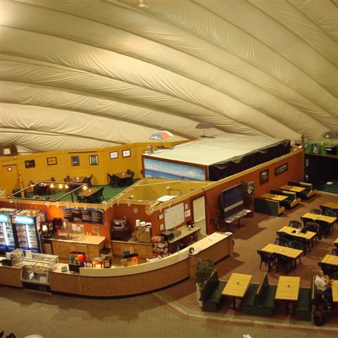 The Golf Dome Thegolfdome Ca